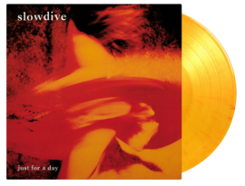 Slowdive Just For A Day LP - Yellow Vinyl-