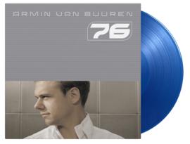Armin van Buuren 76 2LP - Blue Vinyl-