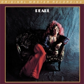 Janis Joplin Pearl Numbered Limited Edition Hybrid Stereo SACD