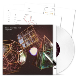 Bears Den Fragments - White Block Vinyl-