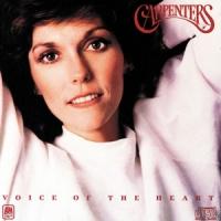 Carpenters Voice Of The Heart LP