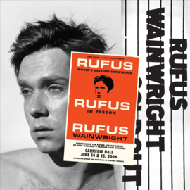 Rufus Wainwright Rufus Does Judy 3LP