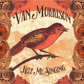 Van Morrison Keep Me Singing LP