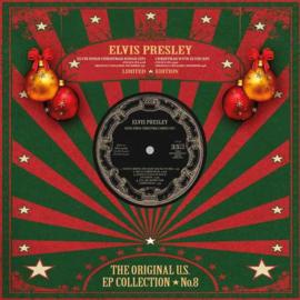 """Elvis Presley The Original US EP Collection No. 8 10"""" Vinyl (Red Vinyl)"""
