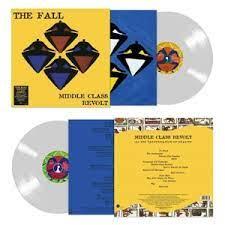 The Fall Middle Class Revolt LP - Coloured Vinyl-