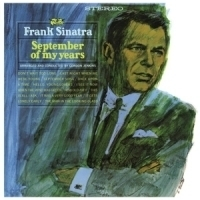 Frank Sinatra September Of My Years  LP