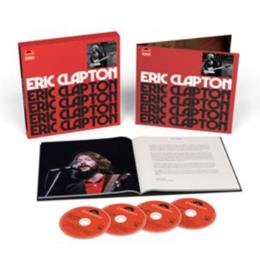 Eric Clapton Eric Clapton 4CD -Anniversary Deluxe Edition-