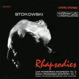 Stokowski Rhapsodies 200g LP