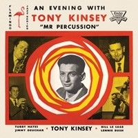 Tony Kinsey - An Evening With Mr. Percussion HQ mono LP