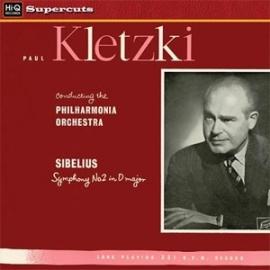 Sibelius Symphony No. 2 in D Major HQ LP
