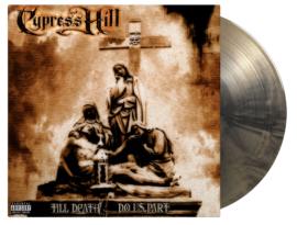 Cypress Hill Till Death Do Us Part LP - Gold/ Black Vinyl-
