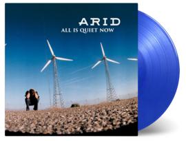 Arid All Quiet Now LP - Blue Vinyl-