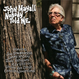 John Mayal Nobody Told Me LP