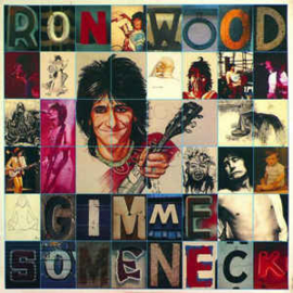 Wood, Ron Gimme Some Neck -hq- LP