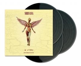 Nirvana - In Utero 3LP -20th Anniversary Edition-