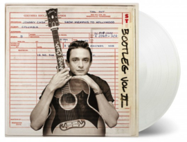 Johnny Cash Bootleg 2: From Memphis To Hollywood 3LP - White Vinyl-