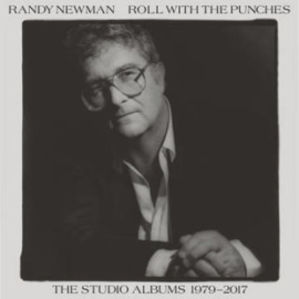 Randy Newman Roll With The Punches: Studio Albums 1979 – 2017 8LP