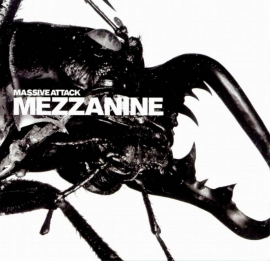 Massive Attack Mezzanine 2LP