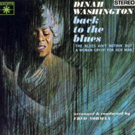 Dinah Washington Back To The Blues 180g LP