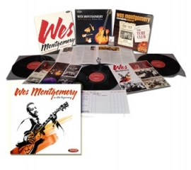 Wes Montgomery - In The Beginning HQ 3LP.