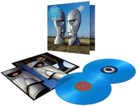Pink Floyd Division Bell - 25th Anniversary 2LP (Translucent Blue Vinyl)