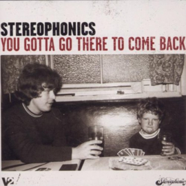 Stereophonics You Gotta Go There to Come Back 2LP