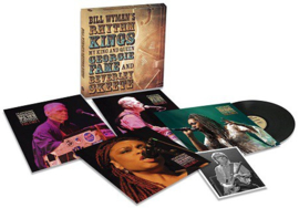 Bill Wyman -rhythm Kings History Of 4LP