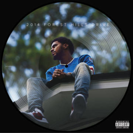 J. COLE 2014 Forest Hills Drive EP