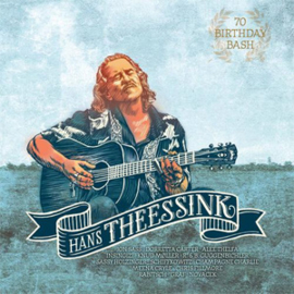 Hans Theessink 70 Birthday Bash 180g LP