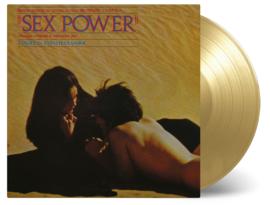 Vangelis Sex Power LP - Gold Vinyl -