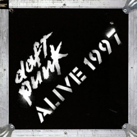 Daft Punk Alive 1997 LP