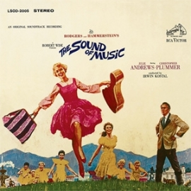 The Sound of Music Soundtrack 180g LP