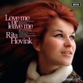 Rita Hovink Love Me Or Leave Me LP