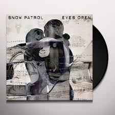 Snow Patrol Eyes Open LP