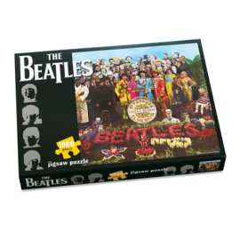 The Beatles Sgt Pepper Loney Heart Club Puzzel