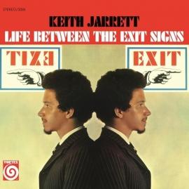Keith Jarrett Trio - Life Between The Exit Singns LP