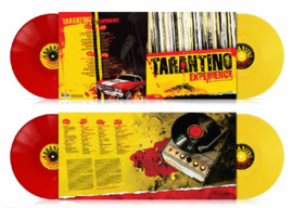 The Tarantino Experience: The Ultimate Tribute to Quentin Tarantino 180g 2LP -Red & Yellow Vinyl-