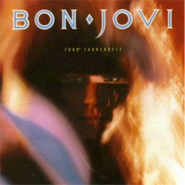 Bon Jovi 7800° Fahrenheit 180g LP