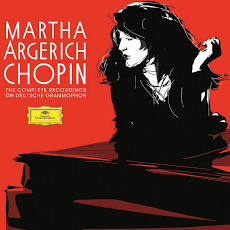Martha Argerich Chopin 5LP