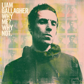 Liam Gallagher Why Me? Why Not Cd - Deluxe Versie-