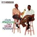 Louis Armstrong - Meets Oscar Peterson LP