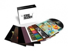 The Band - Capitol Albums 1968 - 1977 9LP