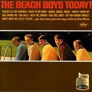 The Beach Boys - The Beach Boys Today LP