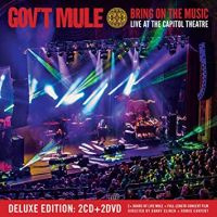 Gov't Mule Bring On The Music 2CD + 2DVD