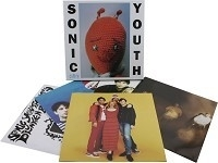 Sonic Youth - Dirty 4LP