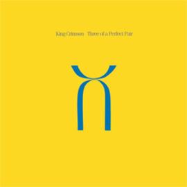 King Crimson Three Of A Perfect Pair 200g LP