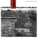 Lucinda Williams - Ramblin O My Mind LP