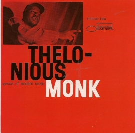 Thelonious Monk - Genius Of Modern Music Vol. 1 LP - Blue Note 75 Years -