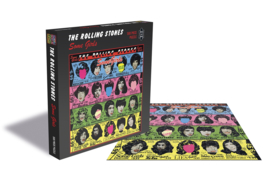 Rolling Stones Some Girls Puzzel