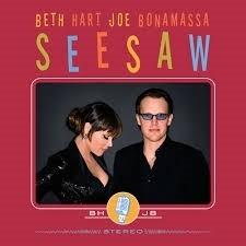 Beth Hart & Joe Bonamassa Seesaw LP